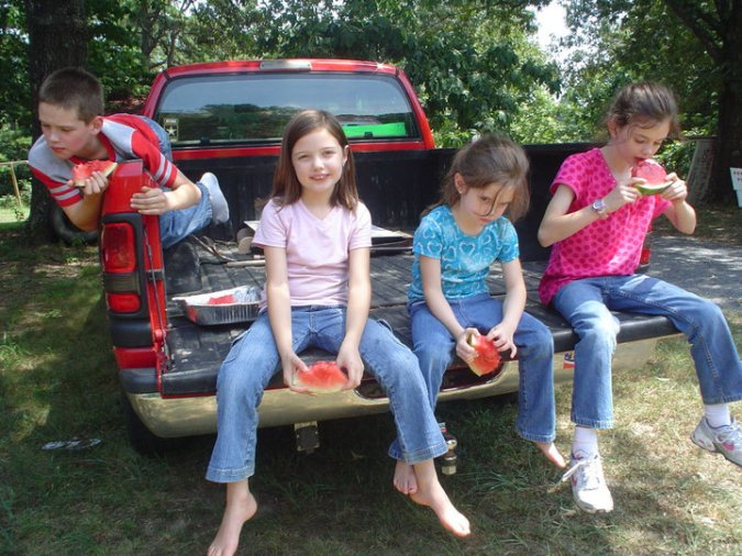 watermelon-kids